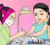 Cần thợ nail nữ biết quản lý tiệm