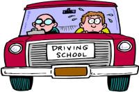 HOWARD dạy lái xe